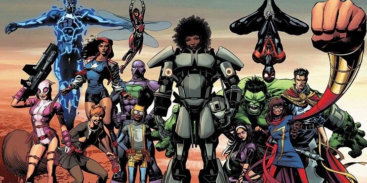 Joven, mujer y negra así será el próximo personaje que vista el traje de Iron Man