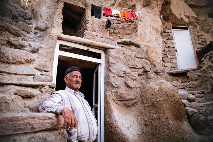 Kandovan el último pueblo troglodita del mundo 20