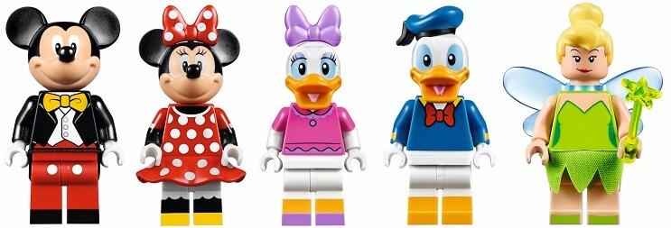 LEGO anuncia la llegada del castillo de Disney y se ve genial 06