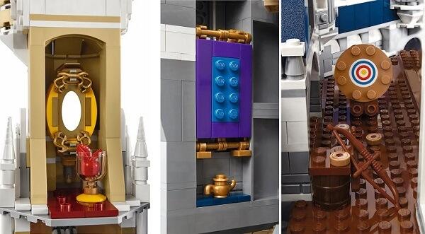 LEGO anuncia la llegada del castillo de Disney y se ve genial 10