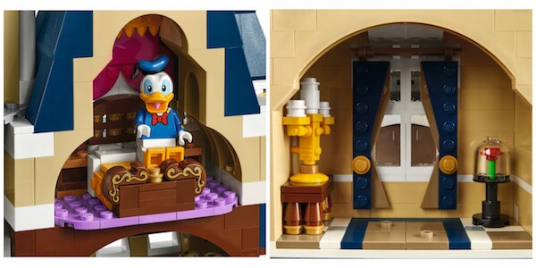 LEGO anuncia la llegada del castillo de Disney y se ve genial 11