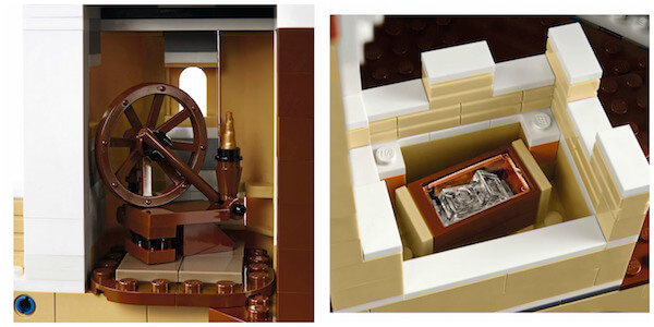 LEGO anuncia la llegada del castillo de Disney y se ve genial 12
