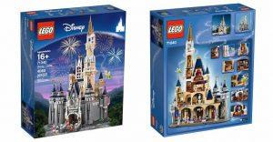 LEGO anuncia la llegada del castillo de Disney y se ve genial