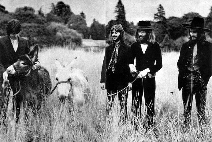La última sesión fotografíca de los Beatles 003