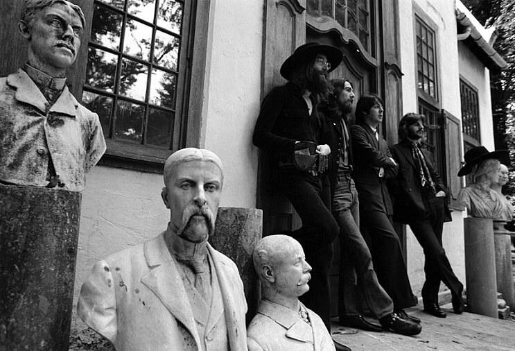 La última sesión fotografíca de los Beatles 005