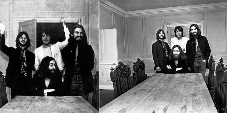 La última sesión fotografíca de los Beatles 12