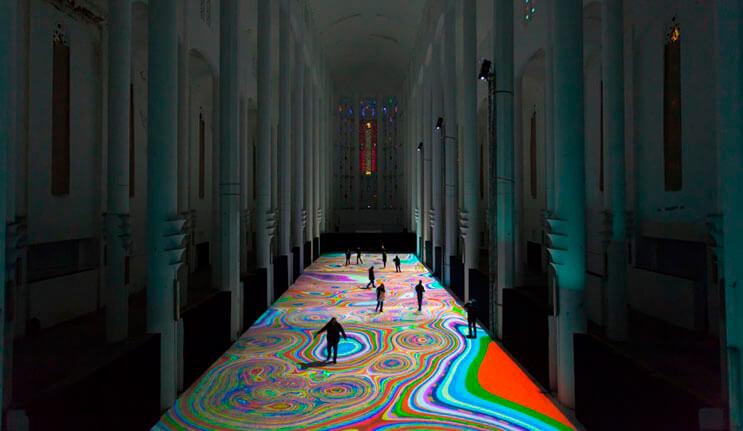 La alfombra mágica que atrapará tus sentidos 3