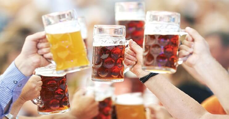 La cerveza llegará a los hogares de Bélgica por una tubería