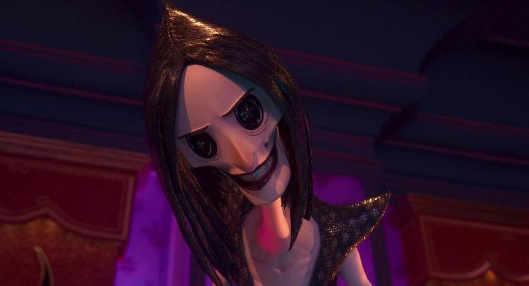 La cosplayer más aterradora del mundo basada en la película Coraline 01