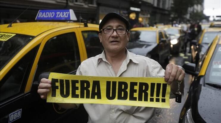 La fotografía que Uber Colombia no quería que nadie vea 2