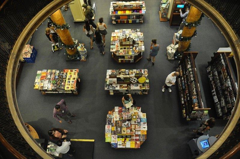 La librería más bella del mundo situada en un antiguo teatro de Argentina 06