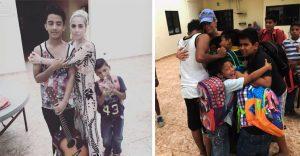 Lady Gaga realiza una conmovedora visita a niños en una casa hogar de México