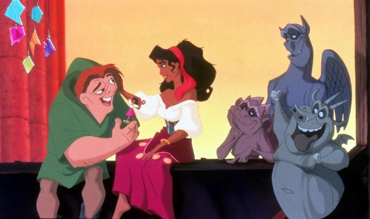 Las 15 mejores películas animadas de Disney donde nunca encontrarás una princesa 01