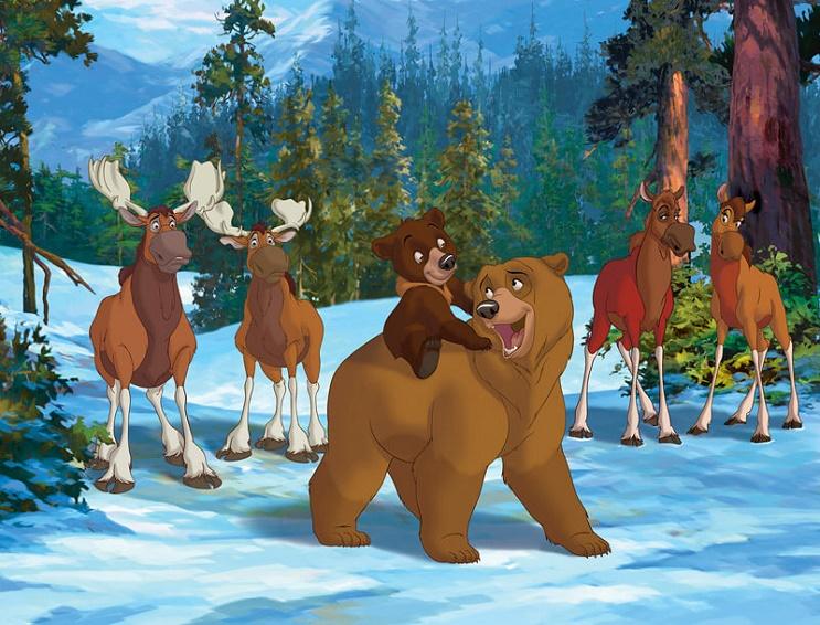 Las 15 mejores películas animadas de Disney donde nunca encontrarás una princesa 16
