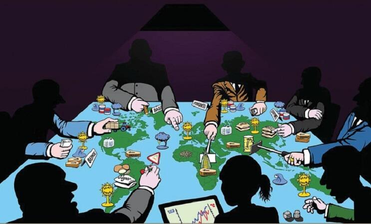 Las cinco familias que controlan el mundo 08