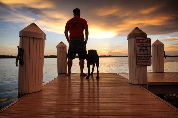 Le organizó el ultimo viaje a su perra con cáncer sin saber que sería el inicio de un gran aventura5