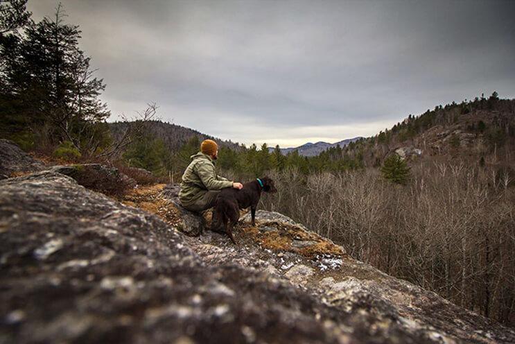 Le organizó el ultimo viaje a su perra con cáncer sin saber que sería el inicio de un gran aventura7