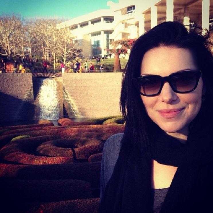 Lo que necesitas saber de la guapa Laura Prepon, actriz que da vida a Alex Vause 2