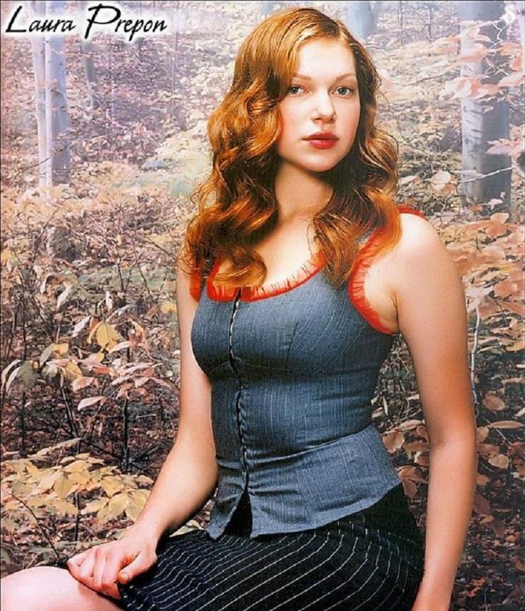 Lo que necesitas saber de la guapa Laura Prepon, actriz que da vida a Alex Vause 3.1