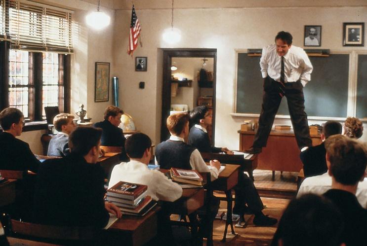 Los maestros más recordados que dejaron marca en el cine y la televisión 13