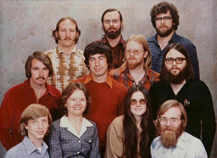 Los pioneros de Micrososft en la actualidad 01