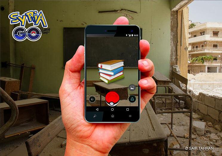 Niños sirios piden ayuda a los fanáticos de Pokémon GO2 4