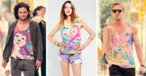 Nueva colección de ropa te hará revivir la nostalgia de los años 90's