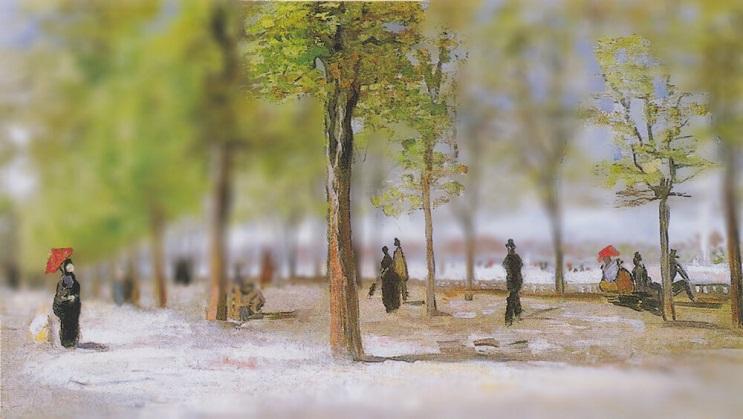 Photoshop ataca Aplican desenfoque a las obras de Van Gogh y el resultado es increíble 06