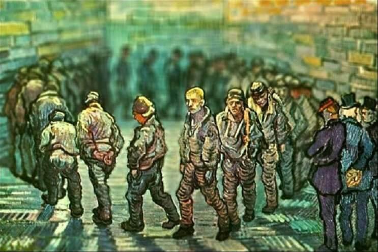 Photoshop ataca Aplican desenfoque a las obras de Van Gogh y el resultado es increíble 13