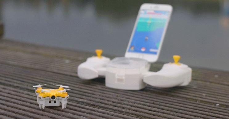 Pokédrone, el dron que todo pokéfanatico debería tener 10