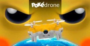Pokédrone, el dron que todo fanático de Pokémon Go debería tener