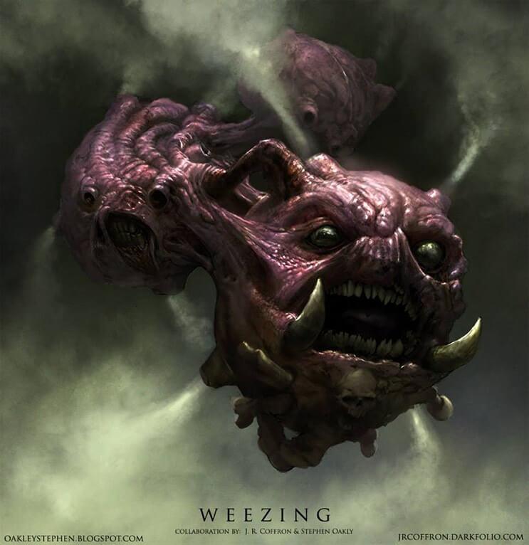 PokeMonstrosities Los terroríficos pokémones que no atraparás ni en tus peores pesadillas - Weezing