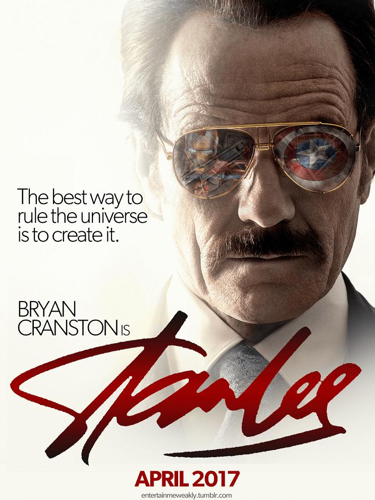 Poster sobre la película de Stan Lee tiene a los fanáticos esperanzados 01