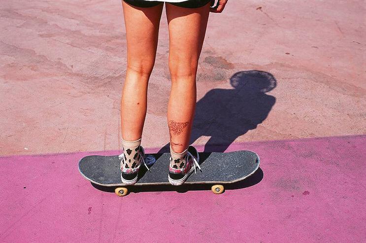 Quien dijo que los skates son sólo para hombres Estas chicas te demostrarán lo contrario 7
