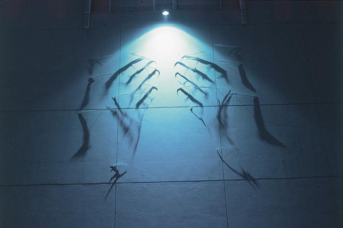 Sombras convertidas en arte de la manera genial 11