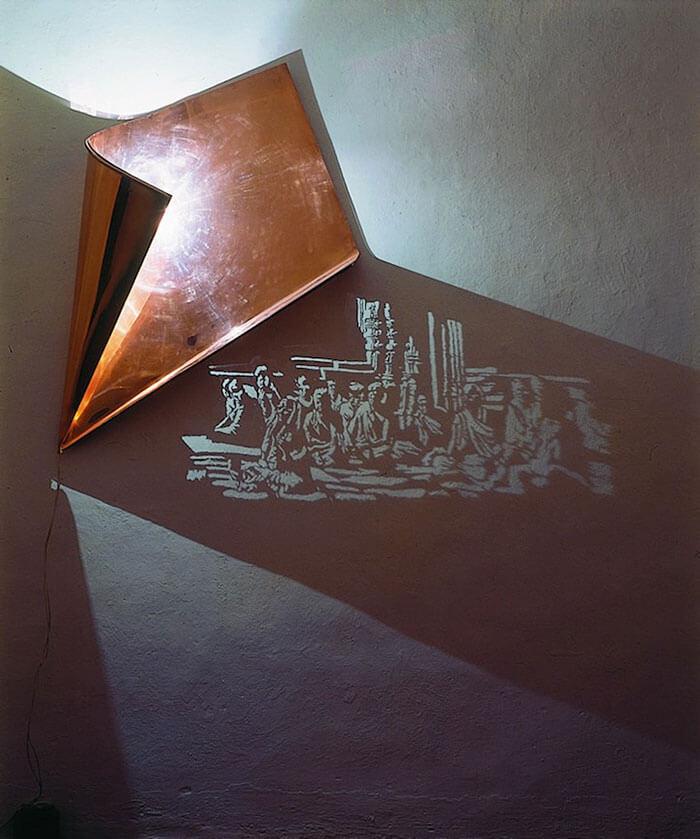 Sombras convertidas en arte de la manera genial 15