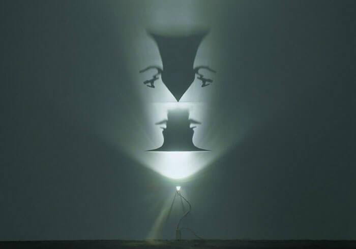 Sombras convertidas en arte de la manera genial 17