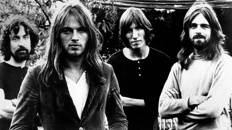 Top 20 de álbumes más vendidos en los últimos 60 años en Reino Unido - Pink Floyd
