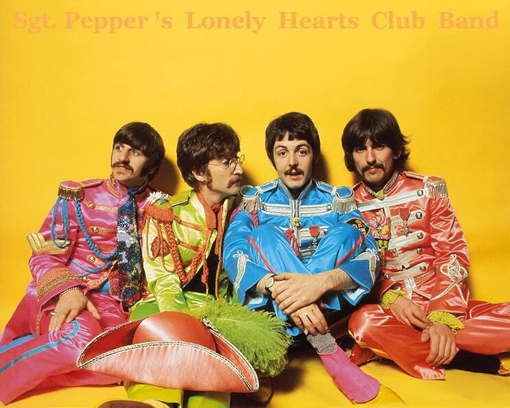 Top 20 de álbumes más vendidos en los últimos 60 años en Reino Unido - The Beatles