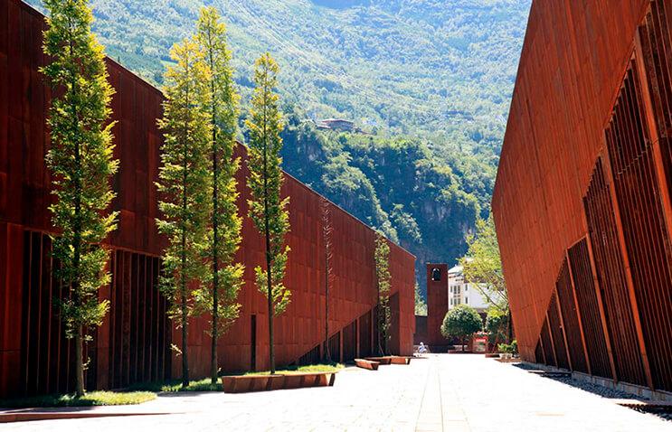 Un museo para recordar a las víctimas del terremoto de China