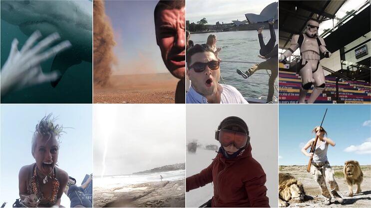 Una empresa reveló que realizó videos virales falsos como experimento social 1