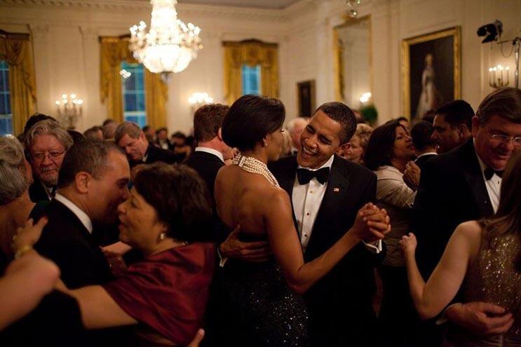 Una mirada más íntima a la vida del presidente Obama por el fotógrafo Pete Souza 10