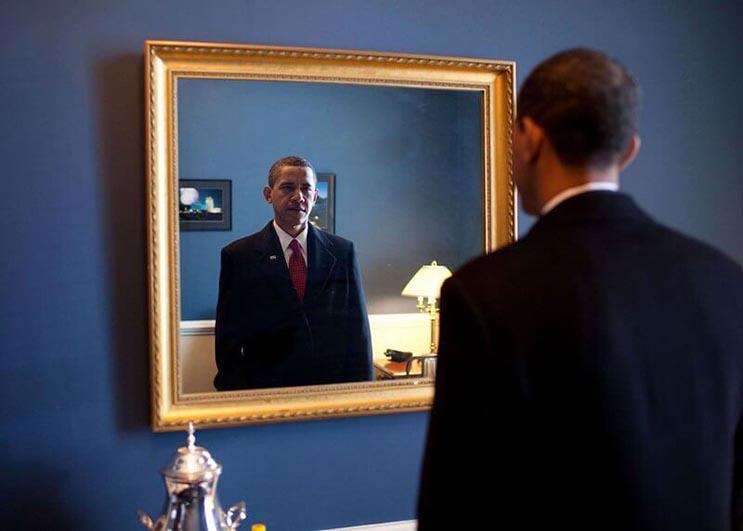 Una mirada más íntima a la vida del presidente Obama por el fotógrafo Pete Souza 11