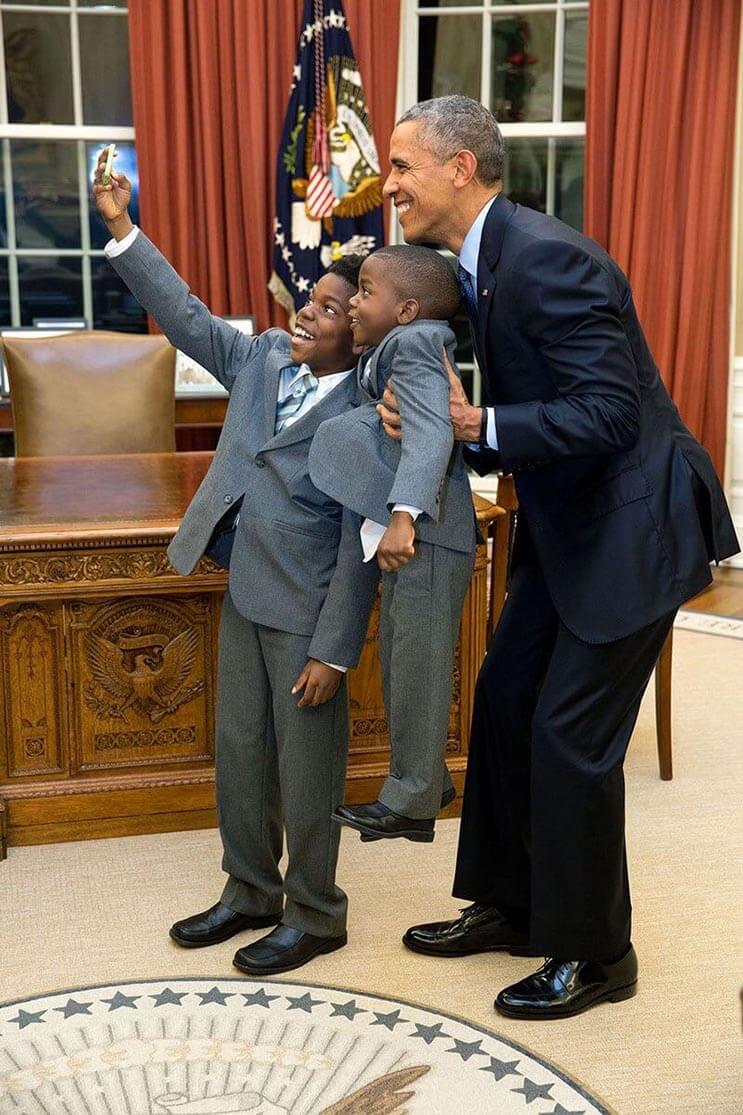 Una mirada más íntima a la vida del presidente Obama por el fotógrafo Pete Souza 15