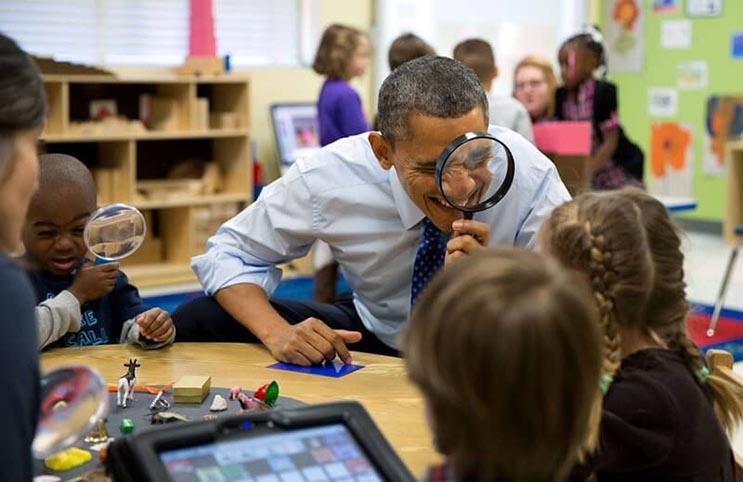Una mirada más íntima a la vida del presidente Obama por el fotógrafo Pete Souza 17