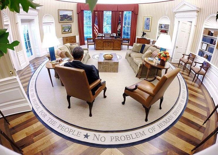 Una mirada más íntima a la vida del presidente Obama por el fotógrafo Pete Souza 18