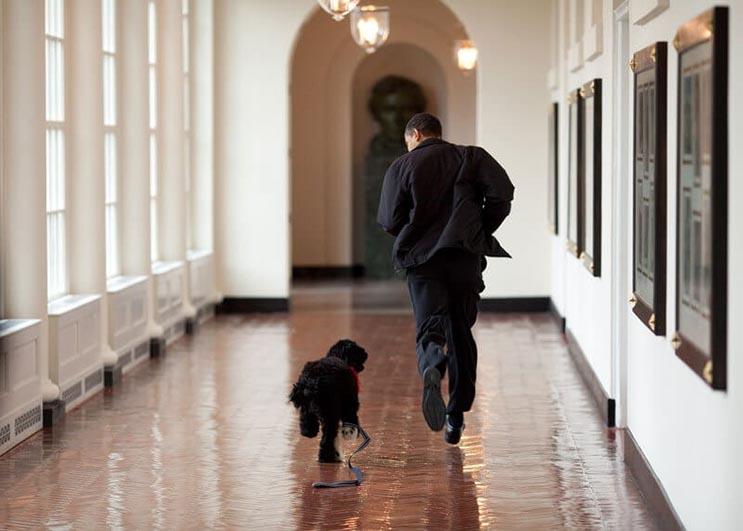 Una mirada más íntima a la vida del presidente Obama por el fotógrafo Pete Souza 2