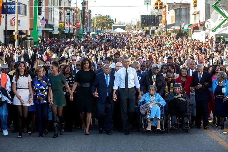 Una mirada más íntima a la vida del presidente Obama por el fotógrafo Pete Souza 20