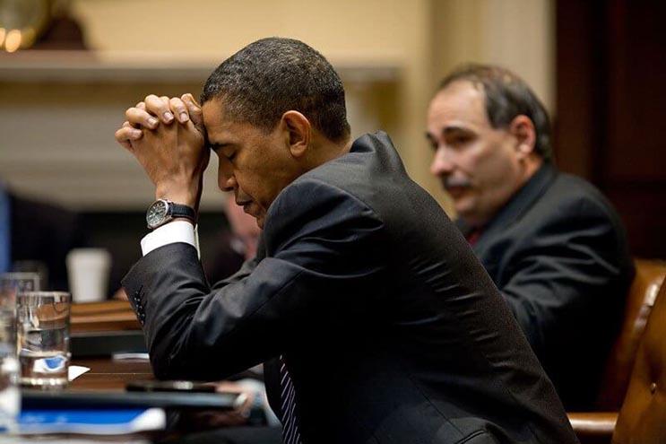 Una mirada más íntima a la vida del presidente Obama por el fotógrafo Pete Souza 23