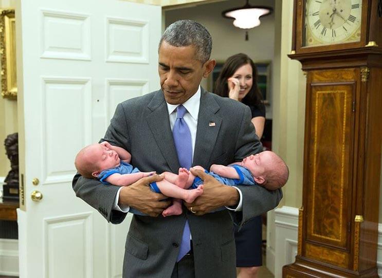 Una mirada más íntima a la vida del presidente Obama por el fotógrafo Pete Souza 24